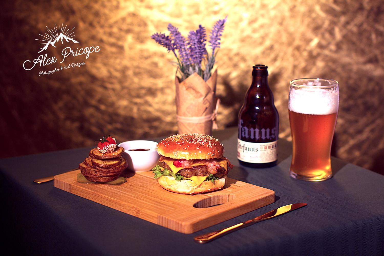 Fotografie de produs - Burger