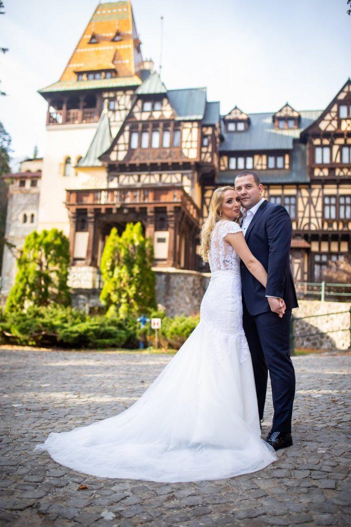 Sedinta foto de nunta Poiana Brasov
